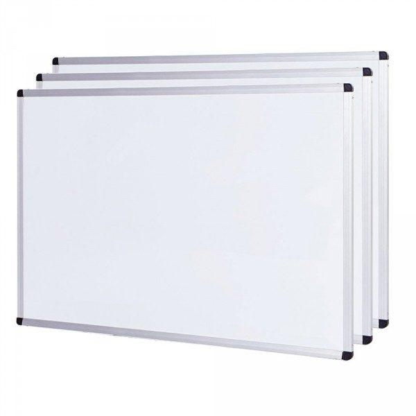 Magnetic Drywipe Whiteboard Aluminium Frame-0