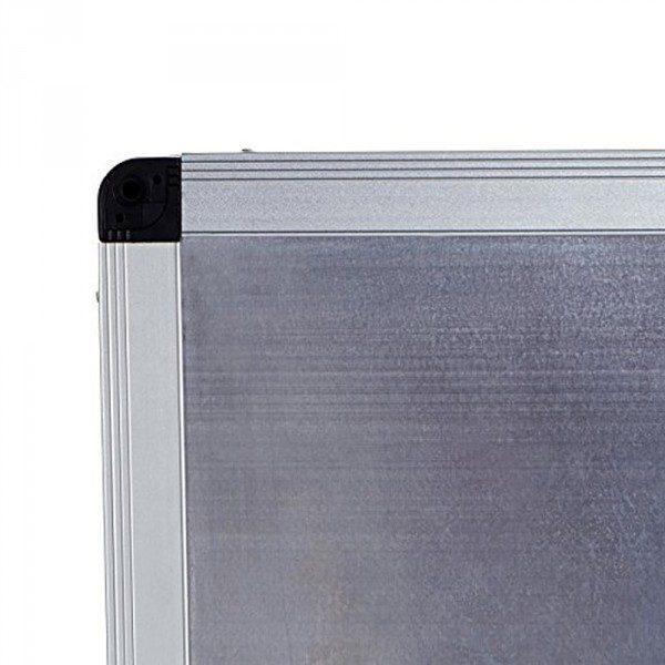 Magnetic Drywipe Whiteboard Aluminium Frame-149