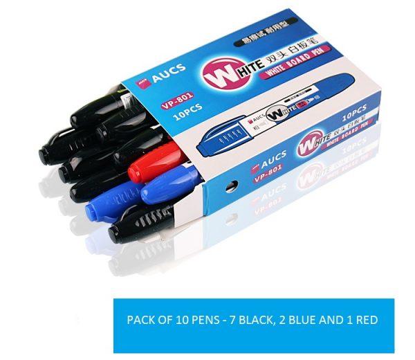Dry Wipe Whiteboard Pens-0