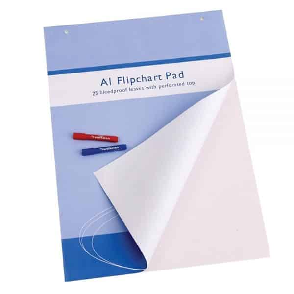 Pack Of 5 A1 Flipchart Easel Paper -0