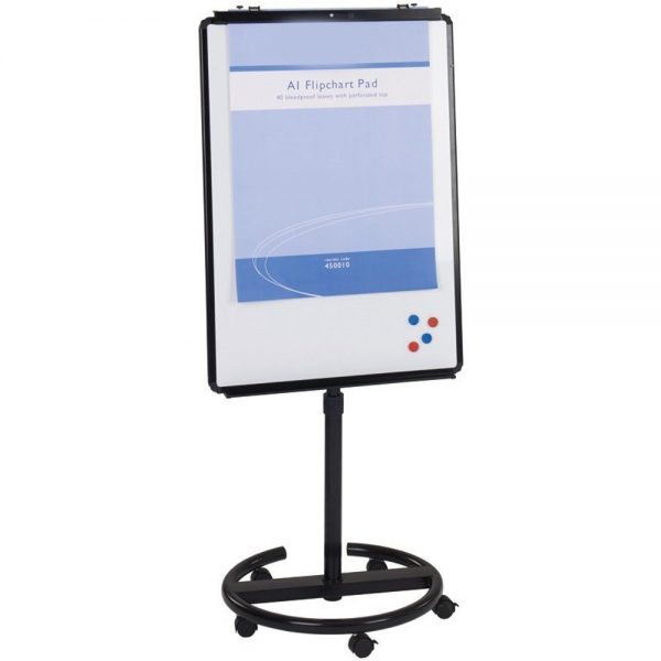 ECO Magnetic Mobile Whiteboard/Flipchart Easel-0