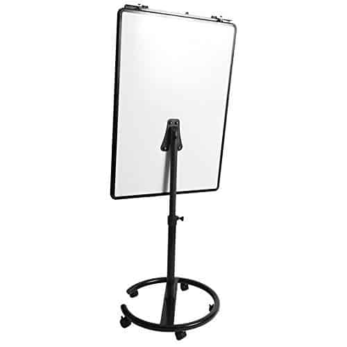 ECO Magnetic Mobile Whiteboard/Flipchart Easel-117