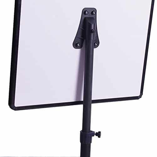 ECO Magnetic Mobile Whiteboard/Flipchart Easel-120